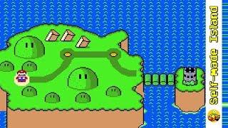 Super Mario Bros. 4 Mix • Super Mario World ROM Hack (SNES/Super Nintendo)