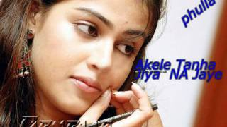 Akele Tanha Jiya Na Jaye [INDIAN SONG].