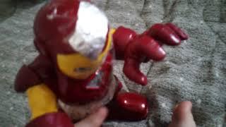 Iron Man vs iron machine 2 part 1/2