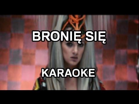 Sarsa  - Bronie się [karaoke/instrumental] - Polinstrumentalista