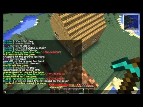 Minecraft Residence Tutorial Part 2