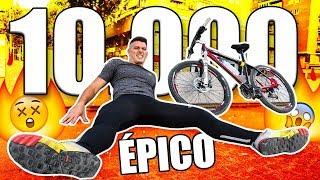 QUEMAR 10.000 CALORÍAS EN 24 HORAS - RETO ÉPICO