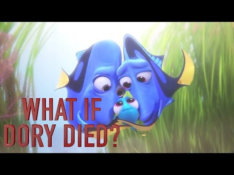 What If Finding Dory Ended Like This | Finding Dory Alternate Ending | How Dory Should Have Ended
