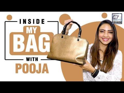 Inside My Bag With Pooja Banerjee   EXCLUSIVE