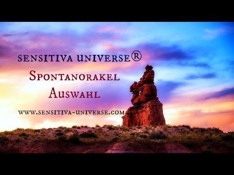 Das SENSITIVA UNIVERSE® Spontanorakel | Wähle aus drei Stapeln aus (22.03.2017) ♥