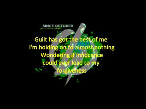 Since October Guilty (Acoustic)