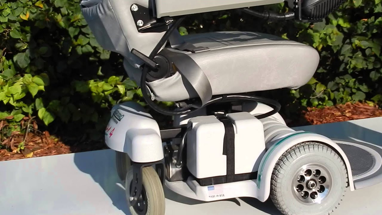 Hoveround MPV 4 300 lb weight Capacity