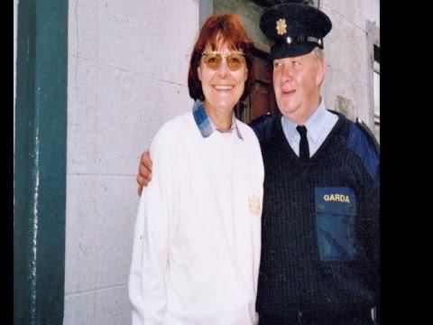 Ireland's longest serving Garda  Martin 0' Malley from Ballinrobe to Ballintra