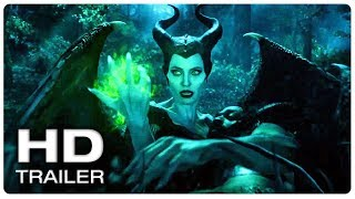 MALEFICENT 2 MISTRESS OF EVIL Final Trailer (NEW 2019) Angelina Jolie Disney Movie HD