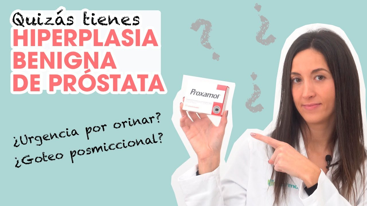 síntomas para la próstata inflamada