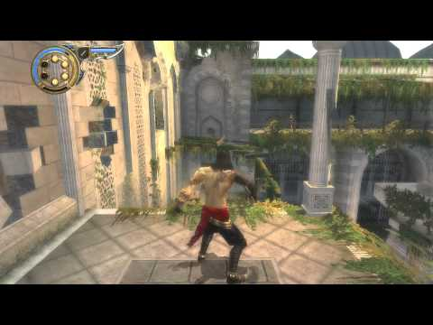Prince Of Persia The Two Thrones Hard Playthrough Part 9 - The Dark Alley