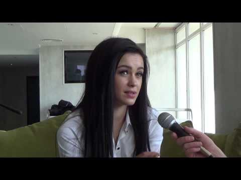 ESCKAZ in London: Interview with Mariya Yaremchuk (Ukraine)