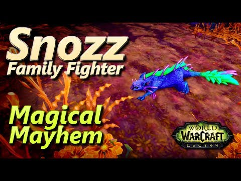 Snozz Magical Mayhem