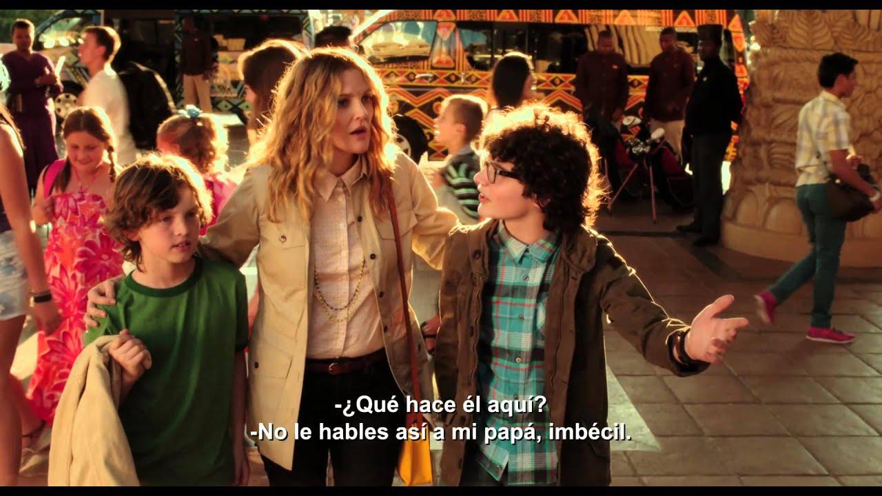 LUNA DE MIEL EN FAMILIA - Tráiler 1 Subtitulado HD ... Adam Sandler