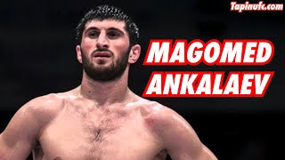 Magomed Ankalaev: Before the UFC