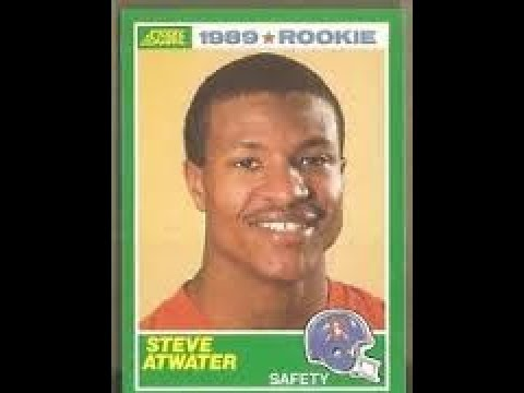 Steve Atwater is HOF worthy- Steve Atwater highlights 2017