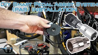 Smart Pedal Assist System (PAS) Installation
