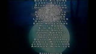Neon Genesis Evangelion ED (Cartoon Network's Adult Swim)