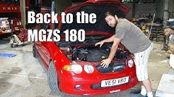 A Lawrie Special - The MGZS 180 Revisited!