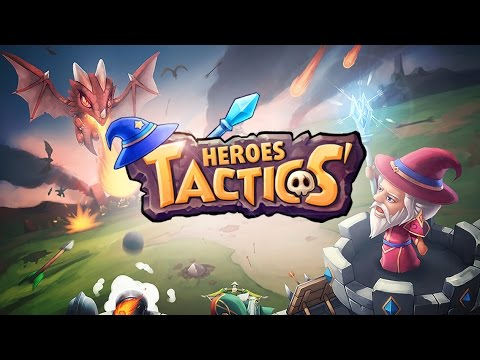 Mythiventures (Heroes Tactics) Gameplay Intro