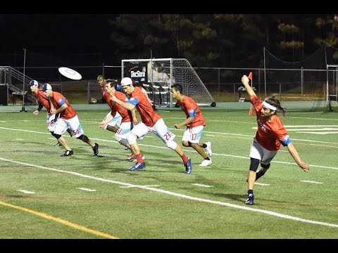 Game of the Week | Jacksonville Cannons at Raleigh Flyers [Wk9]