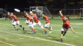 Game of the Week   Jacksonville Cannons at Raleigh Flyers [Wk9]