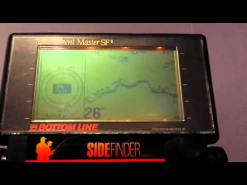 BottomLine Tournament Master SF3 Fishfinder - Operating Modes