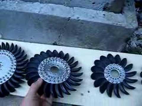start my micro hydro generators turbine turgo energy - YouTube