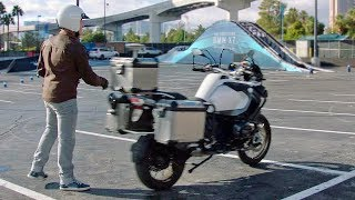 BMW Autonomous Bike – DEMONSTRATION thumbnail
