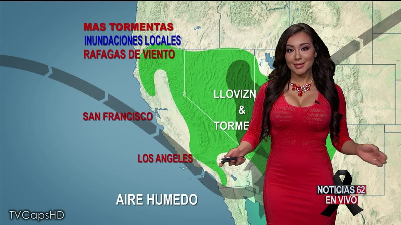 Gisselle Bravo 2015/10/16 Noticias 62 Los Angeles HD - YouTube