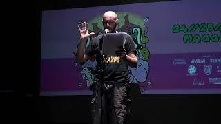 """Guido Celli """"M'HA DETTO RACHELE/XX-Una vera e propria enclave nella festa""""@Porn Fest CT, 24/5/19"""