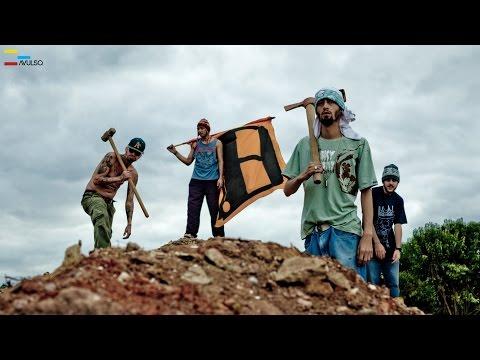 Avante O Coletivo - Quebrando Tijolos| Prod: Skeeter - Part: Anônimo - Xuvisco (VÍDEO OFICIAL)