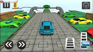 Impossible Tracks 3D / Tracks Simulator Driver / Android Gameplay Video #2