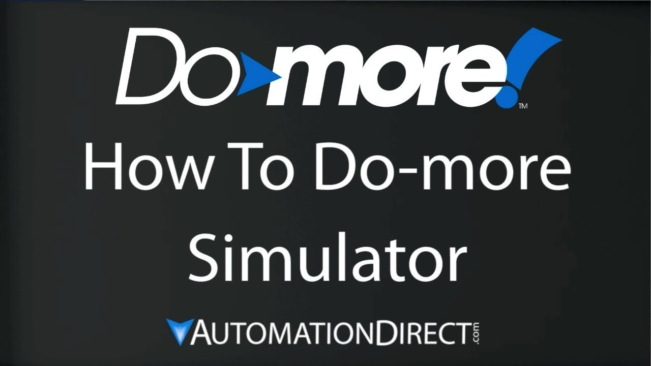 Do More Plc How To Use The Free Simulator Test Your Cellphone Controlled Switch Circuit Simulation Project