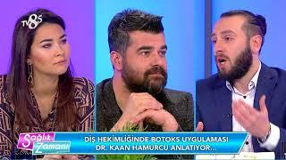 TV 8,5 SAĞLIK ZAMANI-AĞIZ DİŞ VE ÇENE CERRAHİSİ UZMANI DR. KAAN HAMURCU-20.01.2018