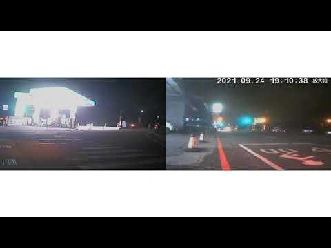 台14往埔里跟崇文街口,國六柵道前車禍