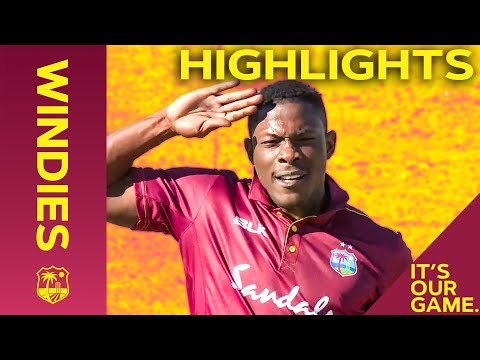 alzarri-joseph-and-evin-lewis-star-in-opening-odi!-|-windies-vs-ireland-1st-odi-2020---highlights
