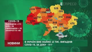 Коронавірус в Украі ні статистика за 28 червня
