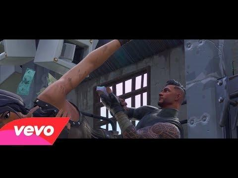 STARTENDER - A Boogie Wit Da Hoodie OFFICAL FORTNITE (MUSIC VIDEO)!!!