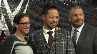 Shinsuke Nakamura signs with WWE NXT: Feb. 21, 2016