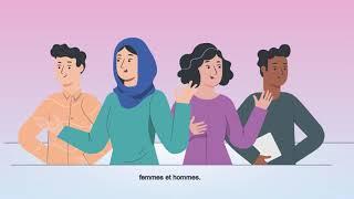 Sensibilisation sur la violence faites aux femmes et aux filles lors de la crise de la COVID-19