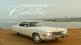 This 1973 Eldorado Is A Rocking Cadillac