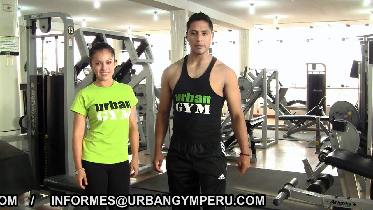 urban gym valby