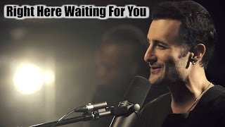 Right Here Waiting For You (Official Acoustic Version) David DiMuzio feat. Mitch Malloy