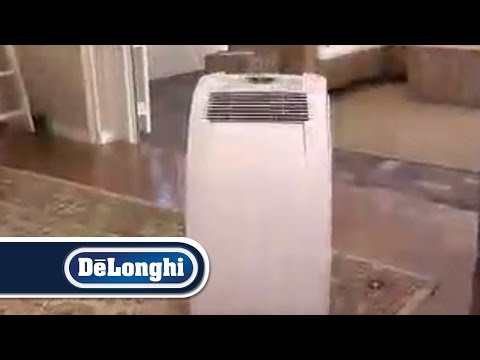 Delonghi Portable Air Conditioner Penguin Pac Cn120e Re