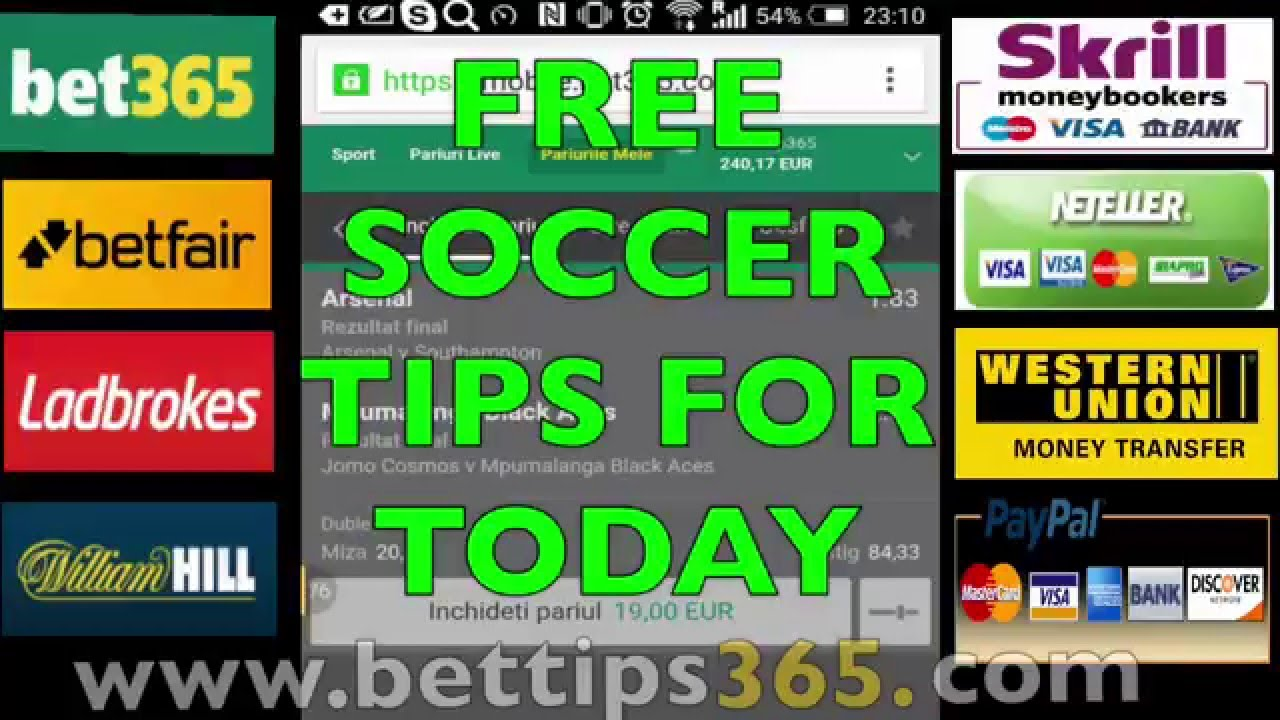 Free Football Tips For Today
