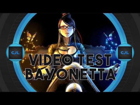 [Video Test] Bayonetta (Wii U)