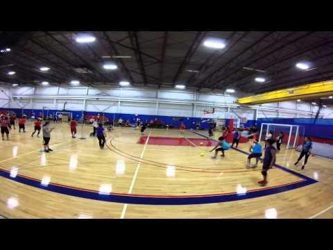 Full Dodgeball Game | Emily Baumgartner (unedited)