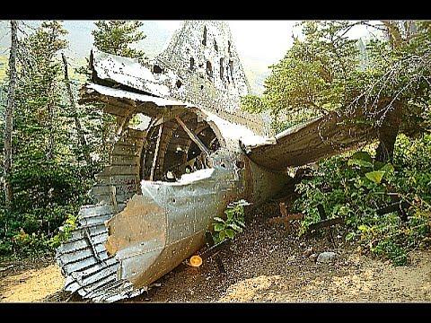 Plane Crash Site - ATV ride