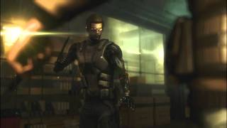 Deus Ex Human Revolution Story Walkthrough [Stealth] - First Mission